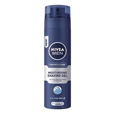Nivea Men Originals Moisturising Shave Gel 200ml