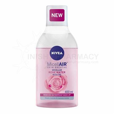 Nivea MicellAIR Rose Water 400ml
