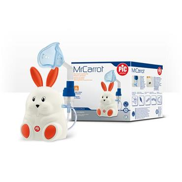 Pic Solution Mr Carrot Nebuliser for Children