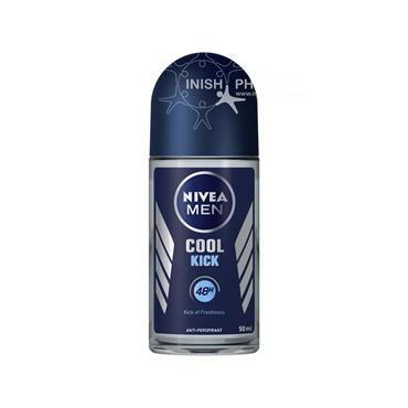 Nivea Men Cool Kick 48H AP Roll-On 50ml