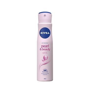 Nivea Pearl & Beauty Anti-Perspirant 250ml