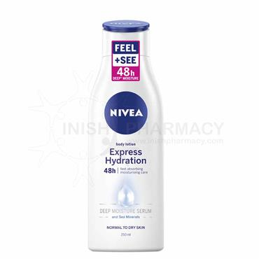Nivea Body Lotion Express Hydration 400ml