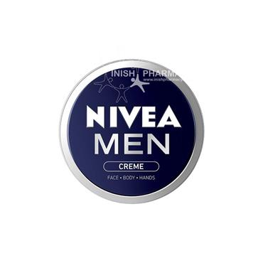 Nivea Men Creme Jar 75ml
