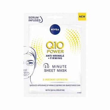 Nivea Q10 Power Firming Sheet Mask