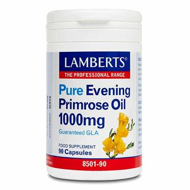 Lamberts Pure Evening Primrose Oil 1000mg 90 Capsules