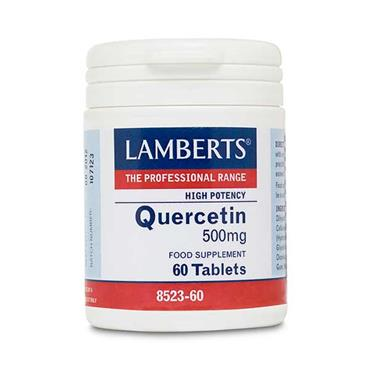 Lamberts Quercetin 500mg 60 Tabs