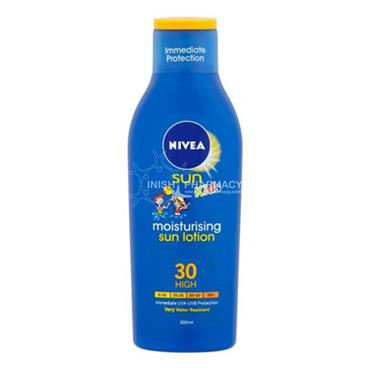 Nivea Sun Kids Moisturising Lotion SPF30 200ml