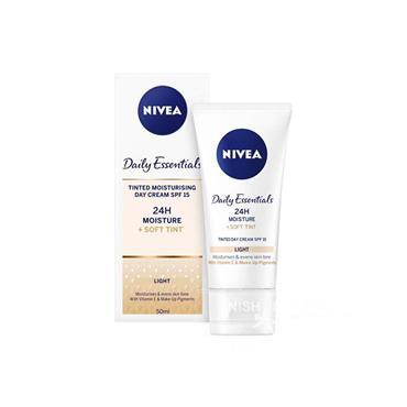 Nivea Daily Essentials Tinted Moisturising Day Cream 50ml