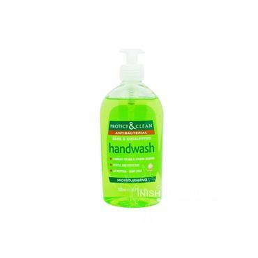Beauty Formulas Antibacterial Aloe & Eucalyptus Moisturising Handwash 500ml
