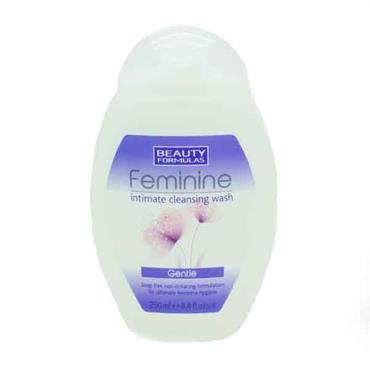Beauty Formulas Feminine Intimate Gentle Cleansing Wash 250ml