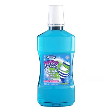 Beauty Formulas Active Oral Care Kids Quickrinse Anti Cavity Fluoride Rinse Sugar & Alcohol Free 500