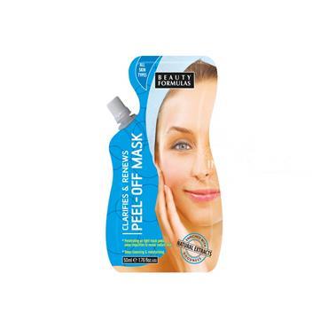 Beauty Formulas Clarifies & Renews Peel-Off Mask 50ml