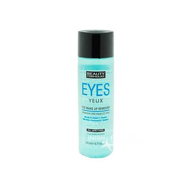 Beauty Formulas Eyes Yeux Eye Makeup Remover 200ml