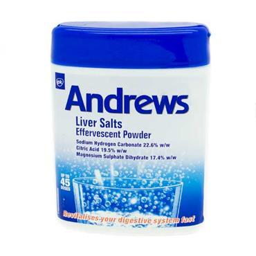 Andrews Liver Salts 250g