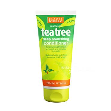 Beauty Formulas Tea Tree Conditioner 200ml 88349