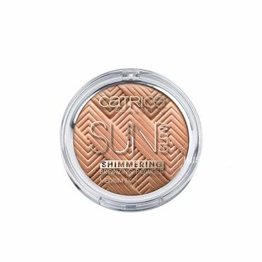 Catrice Sun Shimmering Glow 010 Shimmering Bronze