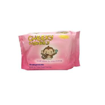 Cheeky Monkey Toilet Wipes 60 Pack