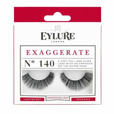 Eylure Exaggerate Naturalites Intense Lashes 140