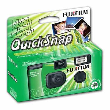Fujifilm Quick Snap Disposable Camera