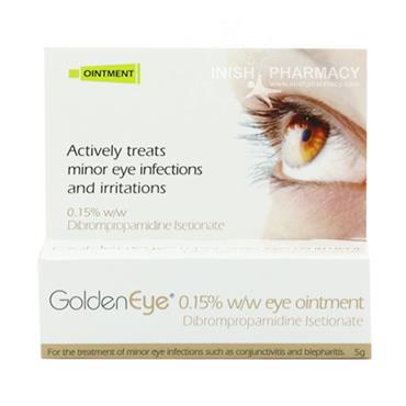 Golden Eye Ointment 5g