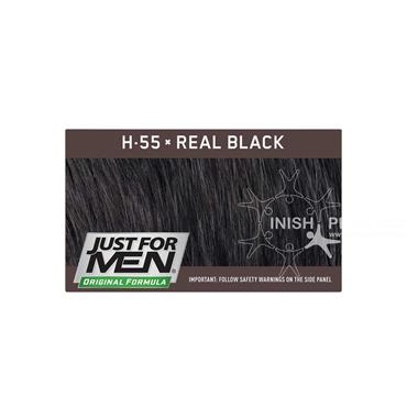Just For Men Orignal Formula H55 Real Black