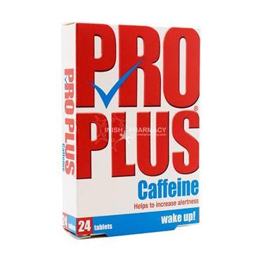 Pro Plus Caffeine Tablets 24 Pack