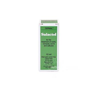 Salactol Collodion Wart Paint 10ml