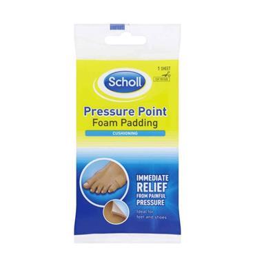 Scholl Pressure Point Foam Padding