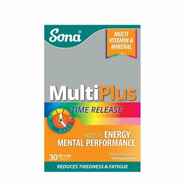 Sona Multiplus Tablets Time Release OAD 30 Tablets