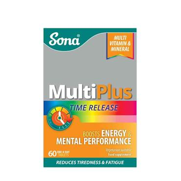 Sona Multiplus Time Release 60 Tablets