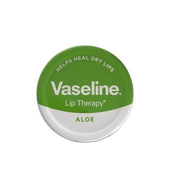 Vaseline Lip Therapy Aloe Tin 20g