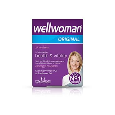 Vitabiotics Wellwoman Original Caps 30 pack