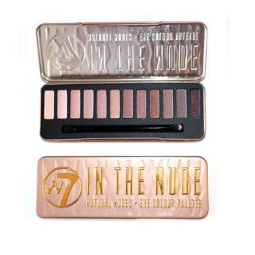 W7 In The Nude Eye Palette