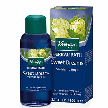 Kneipp Herbal Bath Sweet Dreams Valerian & Hops 100ml
