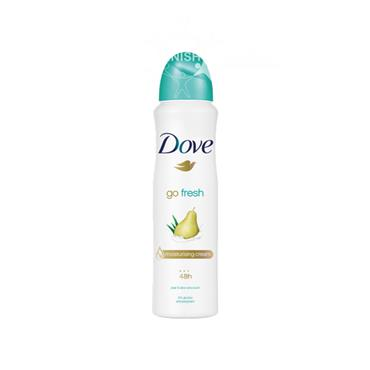 Dove Go Fresh Pear & Aloe Vera Scent 48HR AP 150ml