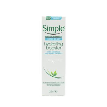Simple Water Boost Hydrating Booster 25ml