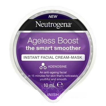 Neutrogena Ageless Boost Instant Facial Cream Mask Pod 10ml