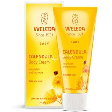 Weleda Baby & Child Calendula Body Cream 75ml