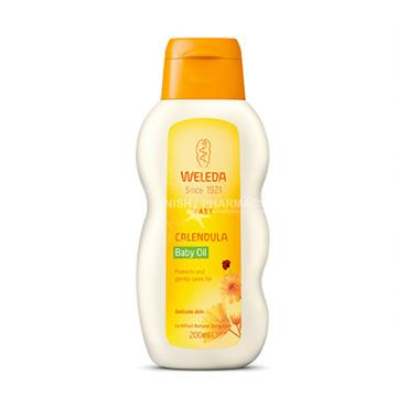 Weleda Baby & Child Calendula Baby Oil 200ml
