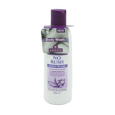 Aussie No Rush Body Wash 250ml