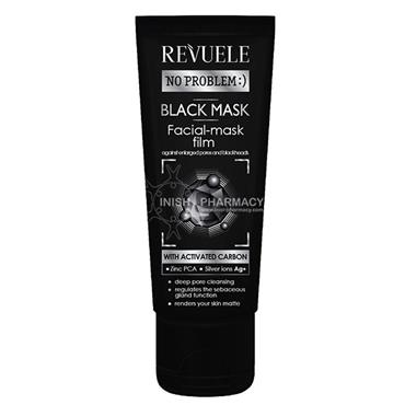 Revuele Black Peel Off Facial Mask 80ml