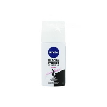 Nivea Invisible For Black & White AP Travel Size 35ml