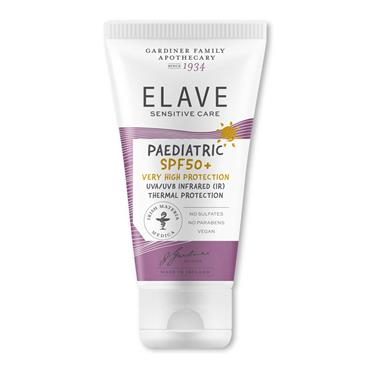 Elave Sensitive Sun Paediatric SPF50+ 200ml