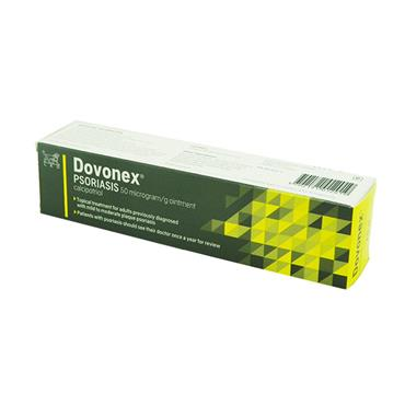 Dovonex Psoriasis Ointment 60gm