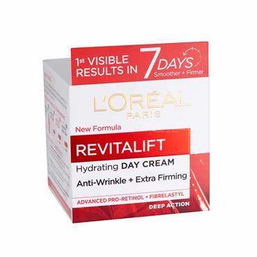 L'Oreal Paris Revitalift Anti-Wrinkle + Firming Day Cream 50ml