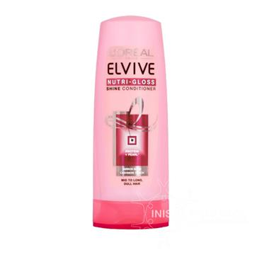 L'Oreal Paris Elvive Nutri-Gloss Shine Conditioner 400ml