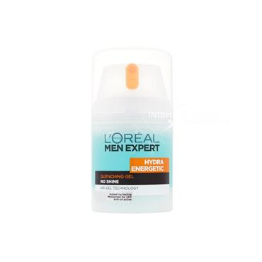 L'Oreal Men Expert Hydra Energetic Anti-Fatique Quenching Gel 50ml