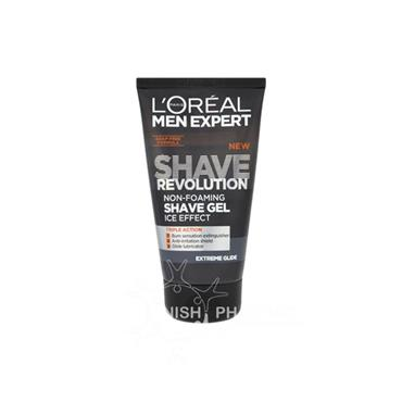 L'Oreal Men Expert Shave Revolution Non Foaming Shave Gel 150ml
