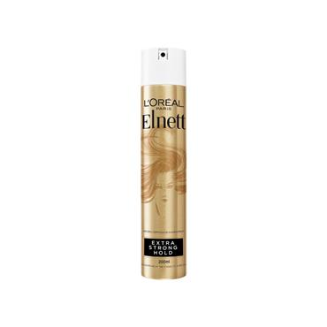 L'Oreal Elnett Extra Strong Hold Hairspray 200ml