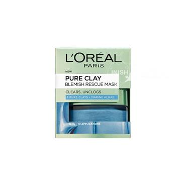 L'Oreal Pure Clay Blemish Mask 50ml